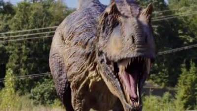 Primeval New World S1x13 - The dino is hungry