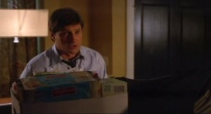 Revolution S1x01 - Tim Guinee as Ben Matheson arrives with survival supplies