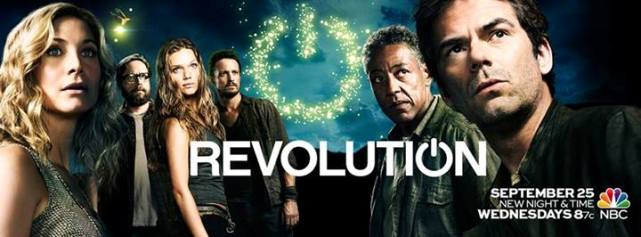 Revolution Season 2 premiere banner - Click to learn more at the official NBC web site