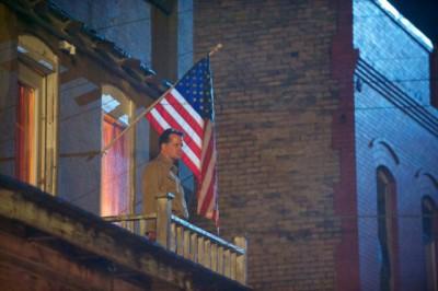 "Revolution S2x04 - Steven Culp as the Patriot""Patriot Games"" Episode 204 -- Pictured: Steven Culp as Edward Truman -- (Photo by: Felicia Graham/NBC)"