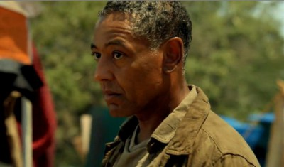 Revolution S2x02 - Neville brown noses the guards