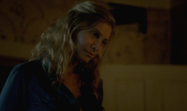 Revolution S2x02 - Rachel looks after Aaron after his resurrection from death