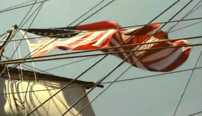 Revolution S2x01 - United States on ship delivering Secretary Allenford