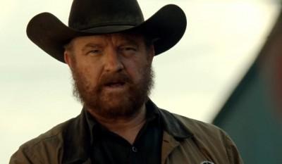 Revolution S2x05 - Texas Ranger John Franklin Fry portrayed by Jim Beaver