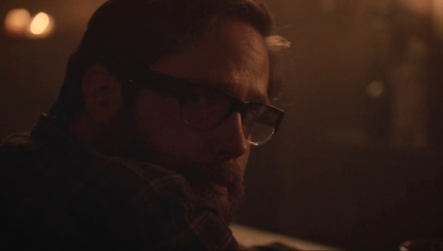Revolution S2x06 - Aaron sees the pain that Miles is in just like Charlie did