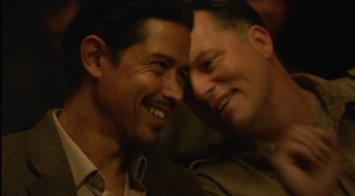 Revolution S2x06 - General Carver and Director Truman are gleeful over the pending execution of Monroe