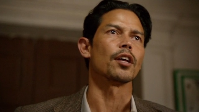 Revolution S2x06 - General Carver says under Texas law Monroe will not live to see another day