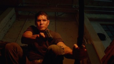 Revolution S2x06 - Jason is drug induced into doing crazy things for his Patriot recruit programmers