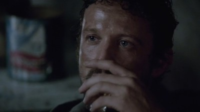 Revolution S2x06 - Monroe drunk beyond reality says bad things just happen