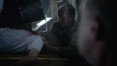 Revolution S2x07 - Gene Porter flashes back to when he helped water board people