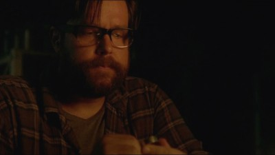 Revolution S2x10 - Aaron writes a note to Charlie
