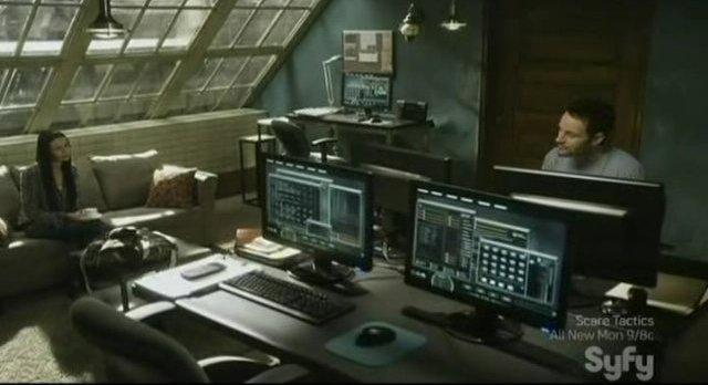 Sanctuary S4x03 - In the lab