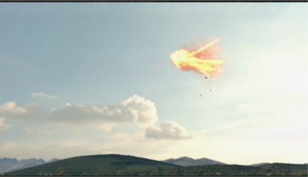 Sanctuary S4x04 - Bad guys blasted in mid air!