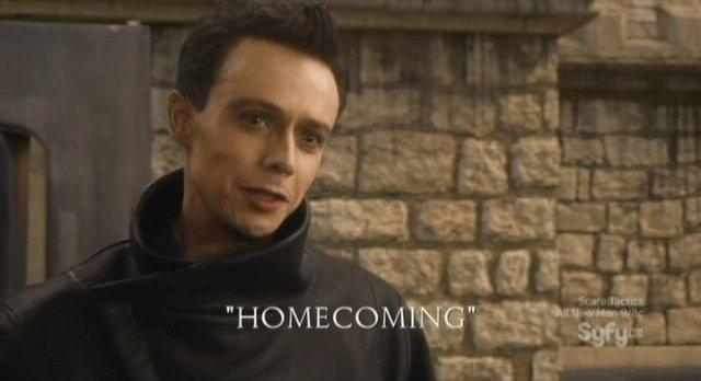 Sanctuary S4x06 Homecoming - Title slide
