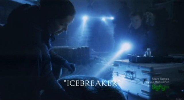 Sanctuary S4x07 - Icebreaker title slide