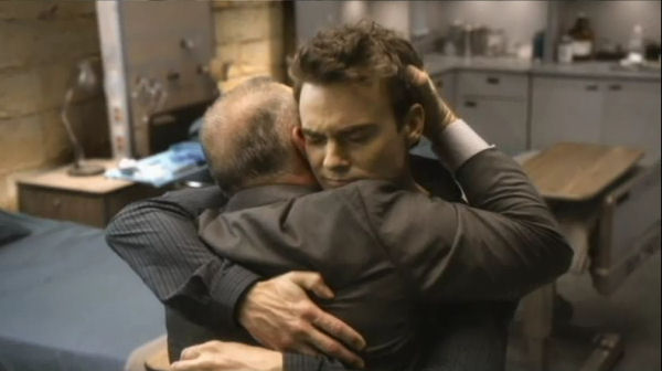 Sanctusry S4x06 Homecoming - Will-and-his-dad-reunite