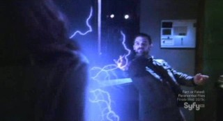 Sanctuary S4x09 - Adam unleases his power