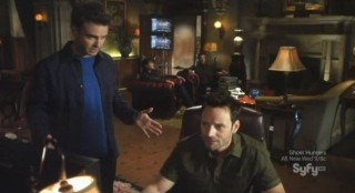 Sanctuary S4x09 - Back in the real world