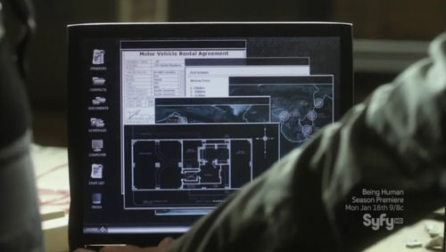 Sanctuary S4x10 Acolyte - Too much information