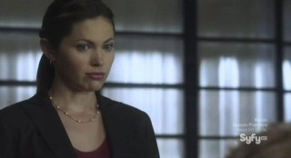 Sanctuary S4x13 - Abby enters the board room