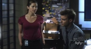 Sanctuary S4x13 - Abby seeks out Will