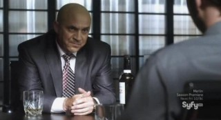 Sanctuary S4x13 - Addison is frustrated with Will