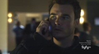 Sanctuary S4x13 - Will gets a call too
