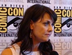 Comic-Con 2011 - Amanda Tapping