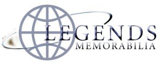 Legends Memoralbilia banner - Click to learn more at the official web site!