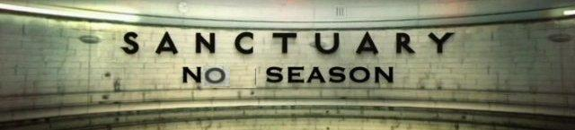 Sanctuary no season 5 on Syfy banner-narrow