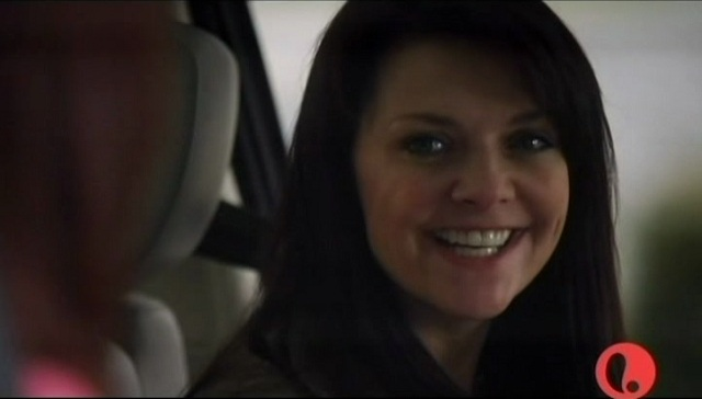 Taken Back - Amanda Tapping as Susan McQueen
