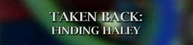 Taken-Back logo banner - Click to learn more at the official Lifetime TV web site!