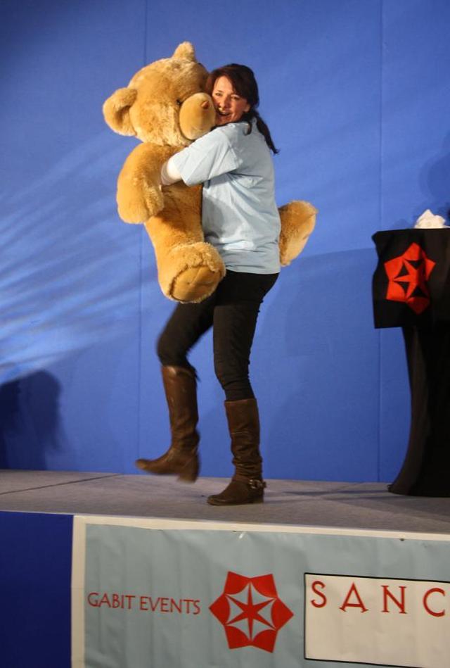 AT5 - Amanda - HUGS items to support S4K charity