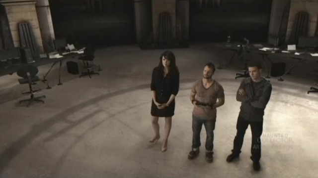 Sanctuary S3x20 - Helen, Henry and Will