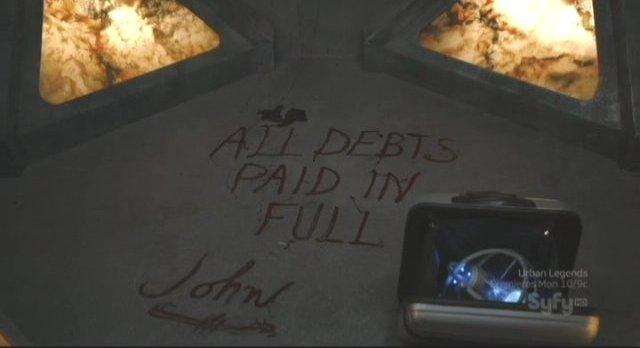 Sanctuary S3x11 - All Debts Paid in Full