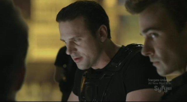 Sanctuary S3x11 - Nels Lennarson as Commander Toland