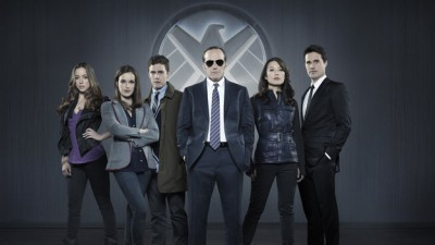 Agents of SHIELD cast banner - Click to learn more at the official ABC Network web site!