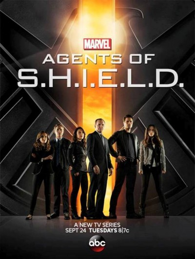 Agents of Shield banner poster - Click to learn more at the ABC Network web site!