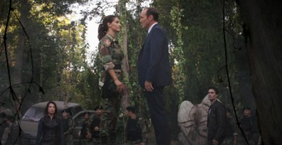 AgentsofSHIELD S1x02 Coulson and Camilla