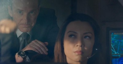 AgentsofSHIELD S1x02 Coulson and May