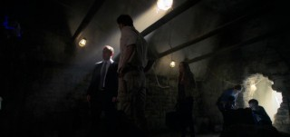 AgentsofSHIELD S1x02 Coulston demands they evacuate