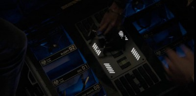 AgentsofSHIELD S1x02 Quadcopters names