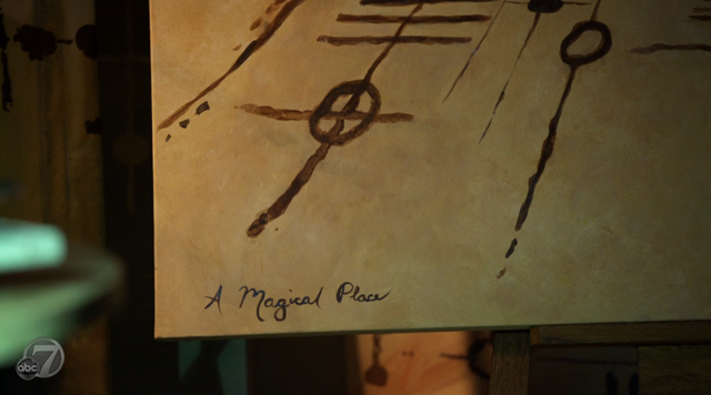 Agents of SHIELD - S2x07 - The Writing on the Wall - A Magical Place