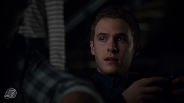 Agents of SHIELD - S2x07 - The Writing on the Wall - Fitz Hopeful