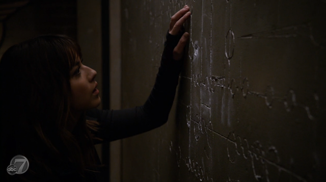 Agents of SHIELD - S2x07 - The Writing on the Wall - Skye Map