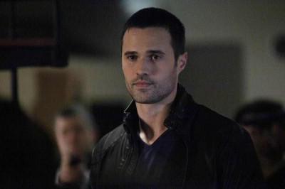 Agents of SHIELD S2x09 Hydra dirt bag Ward comes aboard the airbus