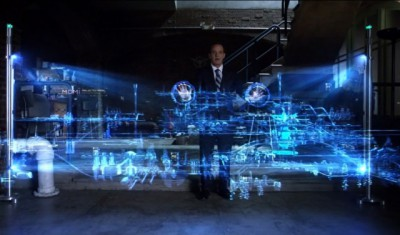 Agents of SHIELD S2x09 Coulson shows the team the ancient alien city