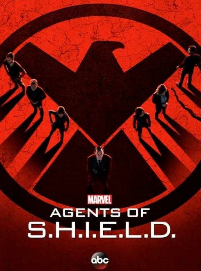 Agents of Shield season two banner poster - Click to learn more at the official ABC Network web site!