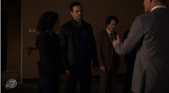 Agents of S.H.I.E.L.D. Midwinter Finale - What They Become - Raina, Ward, Cal, Whitehall