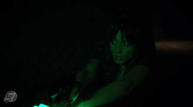 Marvel's Agents of S.H.I.E.L.D. Midwinter Finale - What They Become - Skye Green